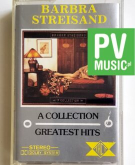 BARBRA STREISAND GREATEST HITS audio cassette
