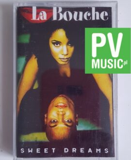 LA BOUCHE SWEET DREAMS audio cassette