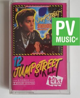 JUMPSTREET vol.2 O.M.D, T-SPOON..audio cassette