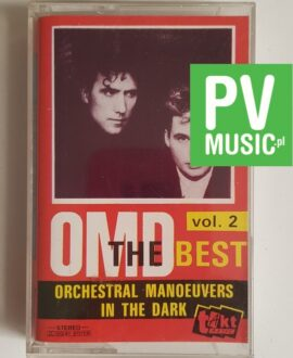 O.M.D THE BEST vol.2 audio cassette