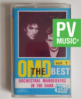 O.M.D THE BEST vol.1 audio cassette