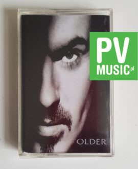 GEORGE MICHAEL OLDER audio cassette