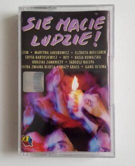 SIE MACIE LUDZIE! DŻEM, HEY..audio cassette