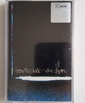 ERIC CLAPTON FROM THE CRADLE audio cassette
