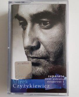 MIREK CZYŻYKIEWICZ SUPERATA ŚWIAT WIDZIALNY audio cassette
