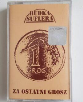 BUDKA SUFLERA ZA OSTATNI GROSZ audio cassette