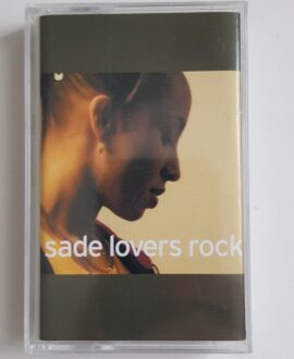 SADE LOVERS ROCK audio cassette
