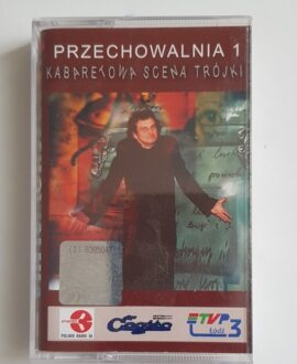 PRZECHOWALNIA 1 KABARETOWA SCENA TRÓJKI audio cassette