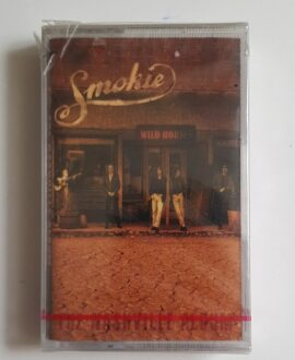 SMOKIE WILD HORSES audio cassette