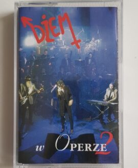 DŻEM W OPERZE 2 audio cassette