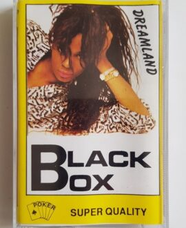 BLACK BOX DREAMLAND audio cassette