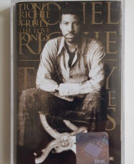 LIONEL RICHIE TRULY - THE LOVE SONGS audio