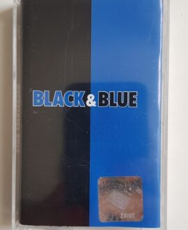 BACKSTREET BOYS BLACK & BLUE audio cassette