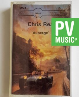 CHRIS REA AUBERGE audio cassette