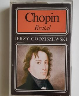 CHOPIN RECITAL audio cassette