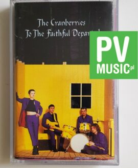 THE CRANBERRIES JO THE FAITHFUL DEPARTED audio cassette