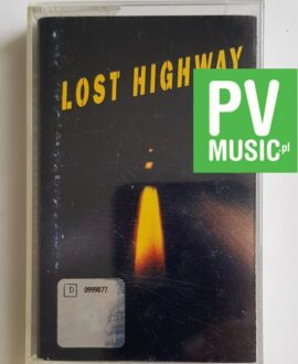 LOST HIGHWAY SOUNDTRACK audio cassette