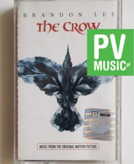 THE CROW SOUNDTRACK audio cassette