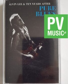 ALVIN LEE & TEN YEARS AFTER PURE BLUES audio cassette