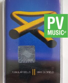 MIKE OLDFIELD TABULAR BELLS II audio cassette