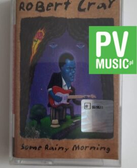 ROBERT CRAY SOME RAINY MORNING audio cassette
