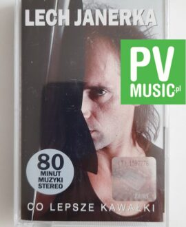 LECH JANERKA CO LEPSZE KAWAŁKI audio cassette