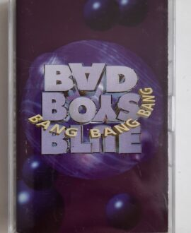 BAD BOYS BLUE BANG! BANG! BANG! audio cassette