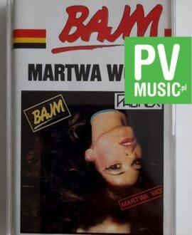 BAJM MARTWA WODA audio cassette