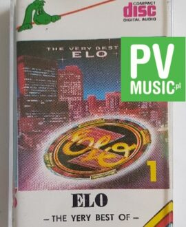 ELO THE VERY BEST OF audio cassette