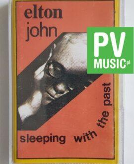 ELTON JOHN SLEEPING WITH THE PAST audio cassette