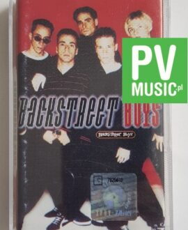 BACKSTREET BOYS BACKSTREET BOYS audio cassette