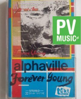 ALPHAVILLE FOREVER YOUNG audio cassette