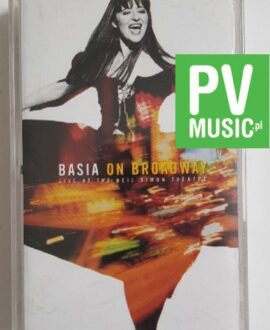 BASIA BASIA ON BROADWAY audio cassette