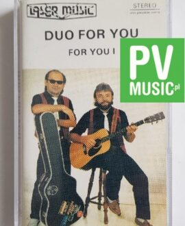 DUO FOR YOU FOR YOU I audio cassette