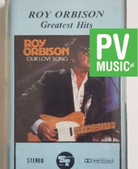 ROY ORBISON GREATEST HITS audio cassette