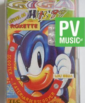 GIGA HITS '99 SCOOTER, EIFFEL 65..audio cassette