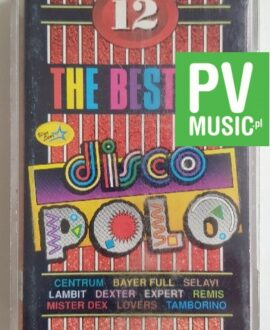 DISCO POLO THE BEST OF BAYER FULL, DEXTER.. audio cassette