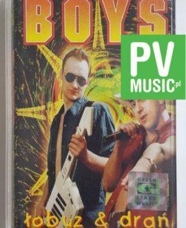 BOYS ŁOBUZ & DRAŃ audio cassette