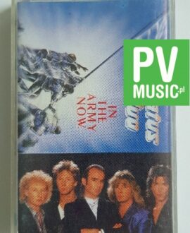 STATUS QUO IN THE ARMY NOW audio cassette