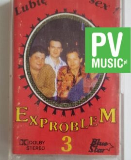 EX PROBLEM LUBIĘ SEX audio cassette