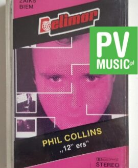 "PHIL COLLINS 12""ERS audio cassette"
