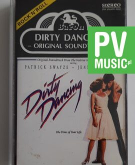 DIRTY DANCING SOUNDTRACK audio cassette