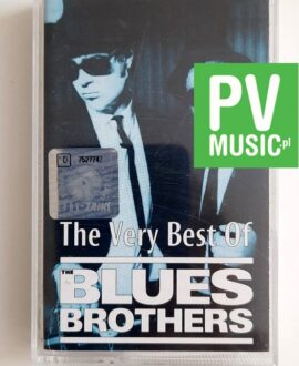 THE BLUES BROTHERS THE VERY BEST OF audio cassette
