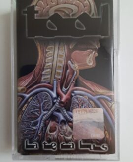 TOOL LATERALUS audio cassette