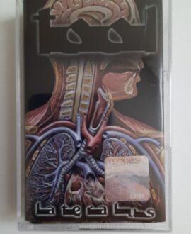 TOOL LATERALUS audio cassette