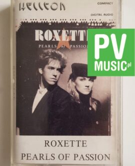 ROXETTE PEARLS OF PASSION audio cassette