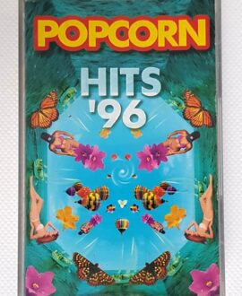 POPCORN HITS '96 ICE MC, LOVE MESSAGE..audio cassette