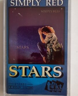 SIMPLY RED STARS audio cassette