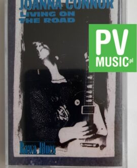 JOANNA CONNOR LIVING ON THE ROAD audio cassette