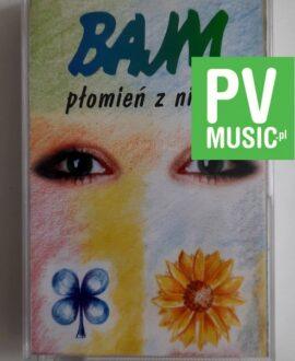 BAJM PŁOMIEŃ Z NIEBA audio cassette